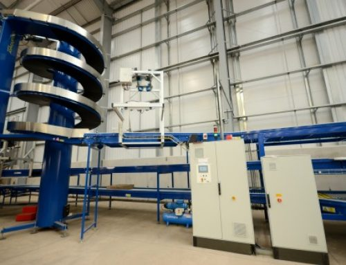Conveyor Systems Limited UK Launches The Spiral Conveyor Elevator