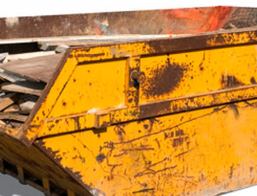Skip Hire Staffordshire now provides Uplift with their Skip Hire service on the same day